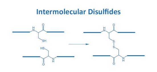 Intermolecular Disulfides