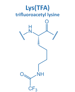 trifluoroacetyl lysine