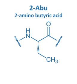 2-amino butyric acid