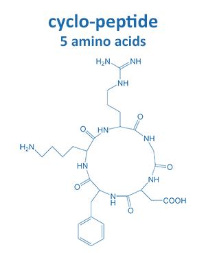 cyclo-peptide 5 amino acids