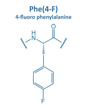 4-fluoro phenylalanine