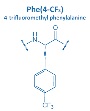 4-trifluoromethyl phenylalanine