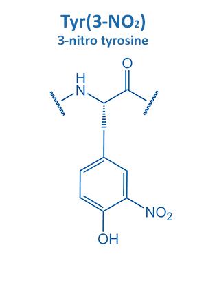 3-nitro tyrosine