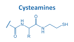 Cysteamines